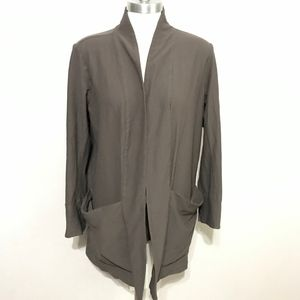 Eileen Fisher Cardigan brown size large